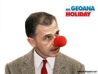 Mircea Geoana - In Holiday