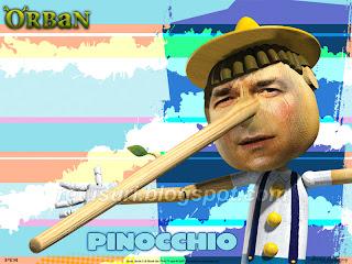 Ludovic Orban - Pinocchio