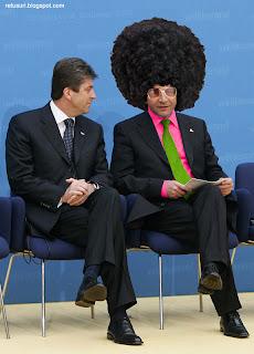 Traian Basescu - Afro 2