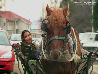 Andreea Marin Banica - Saraca in caruta