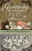Click on Icon to Karen's Blog Giveaway