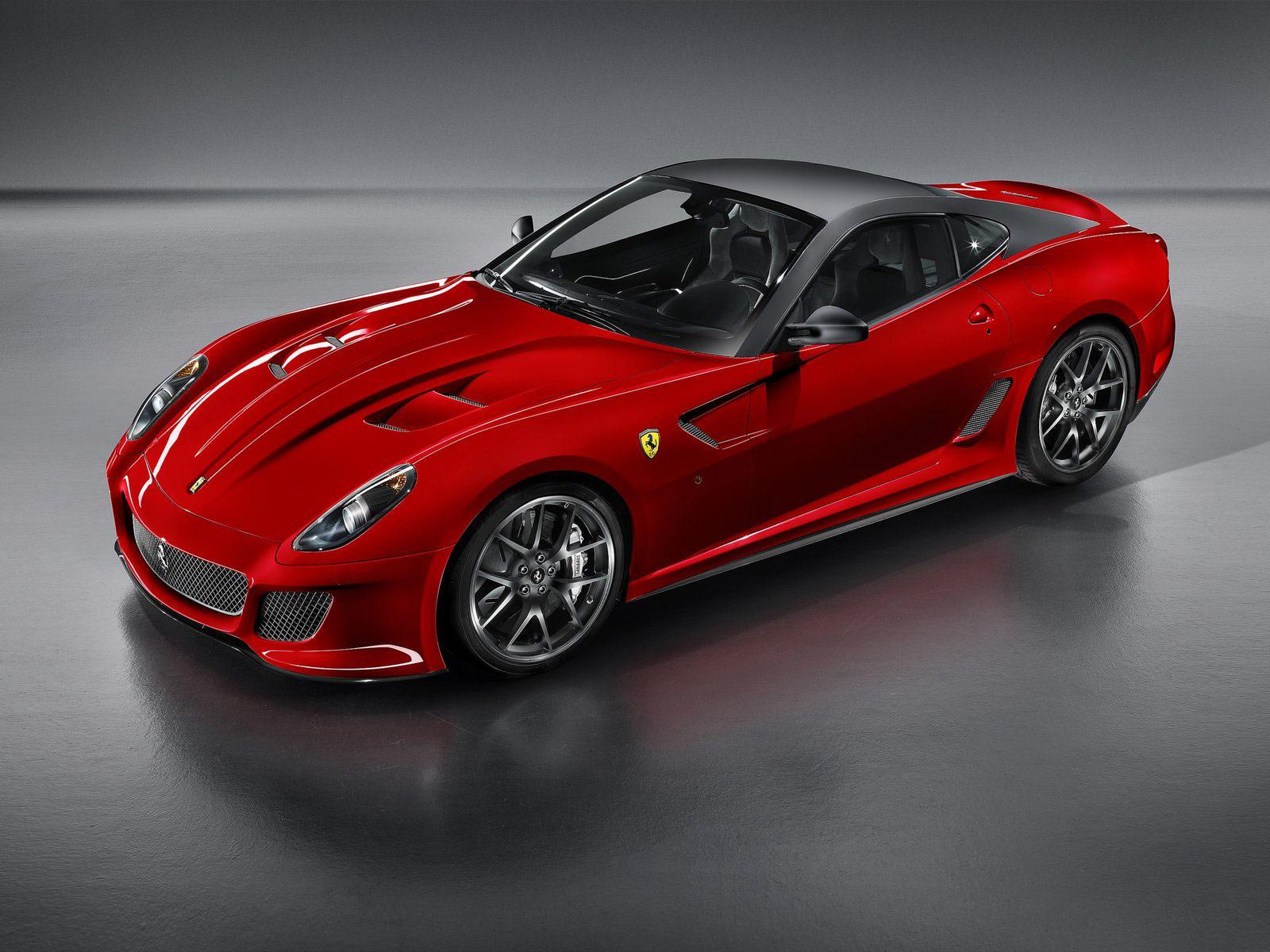 No es de la NASA, es un Ferrari.