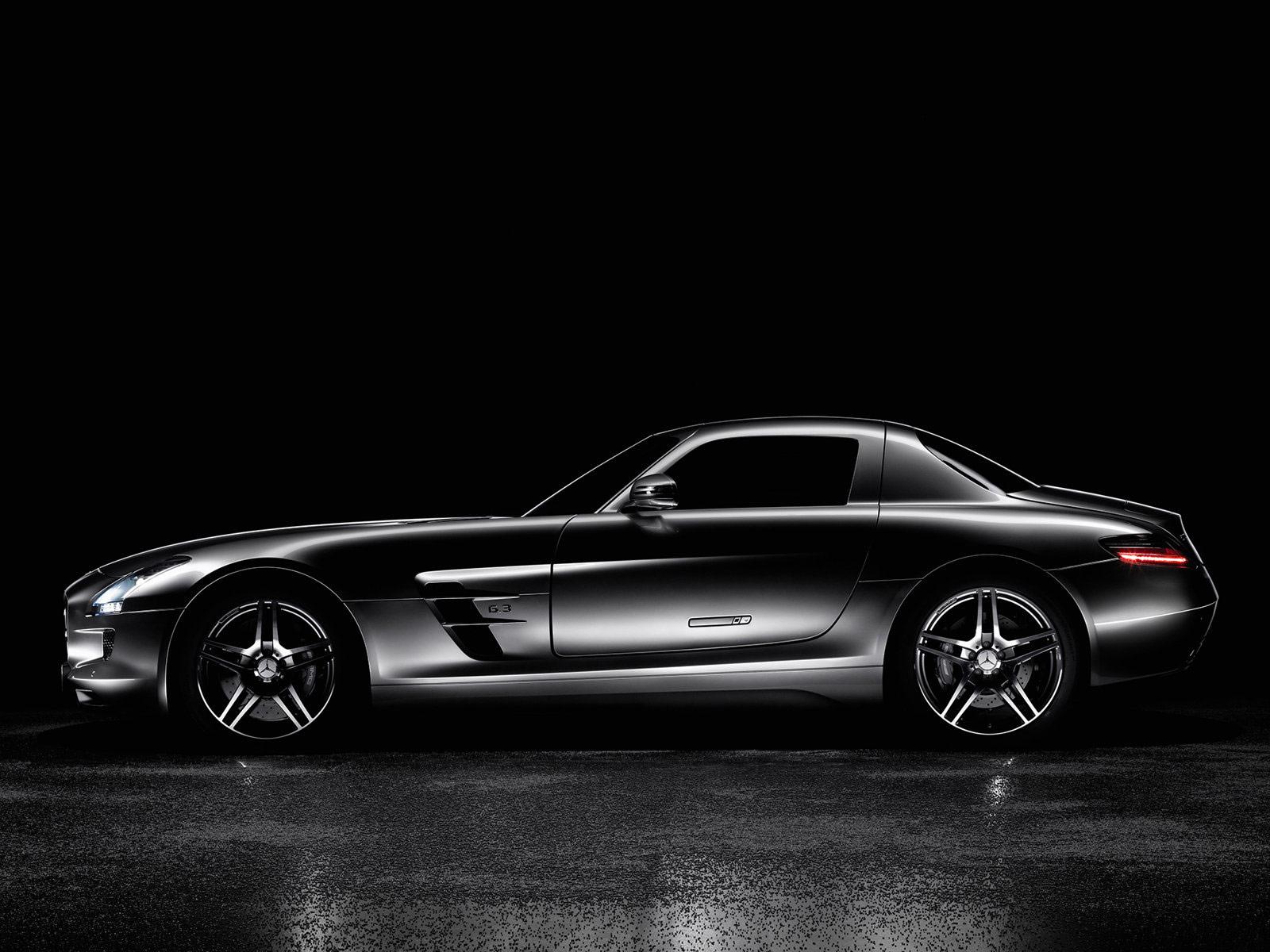 Super luxury car super car mercedes benz sls amg 2011 for Mercedes benz expensive car