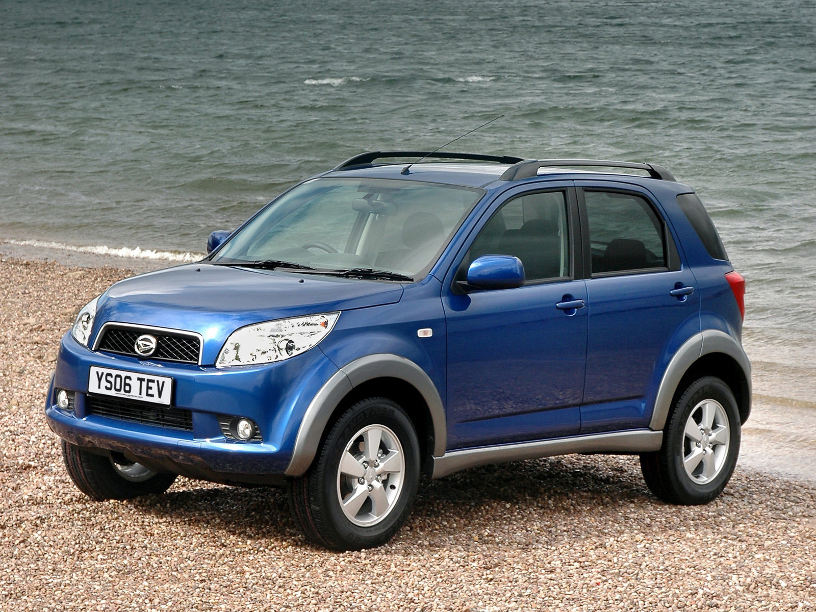 2007 DAIHATSU Terios car photos | Auto accident lawyers info