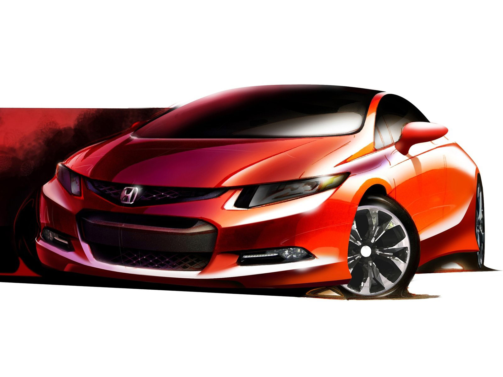 2011 HONDA Civic Si Concept pictures | Accident lawyers info