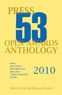 Open Awards Anthology 2010