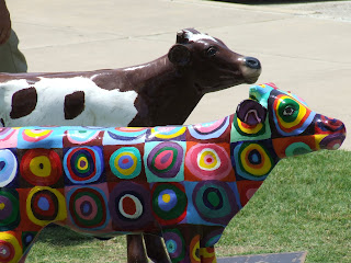Painted Cow 4