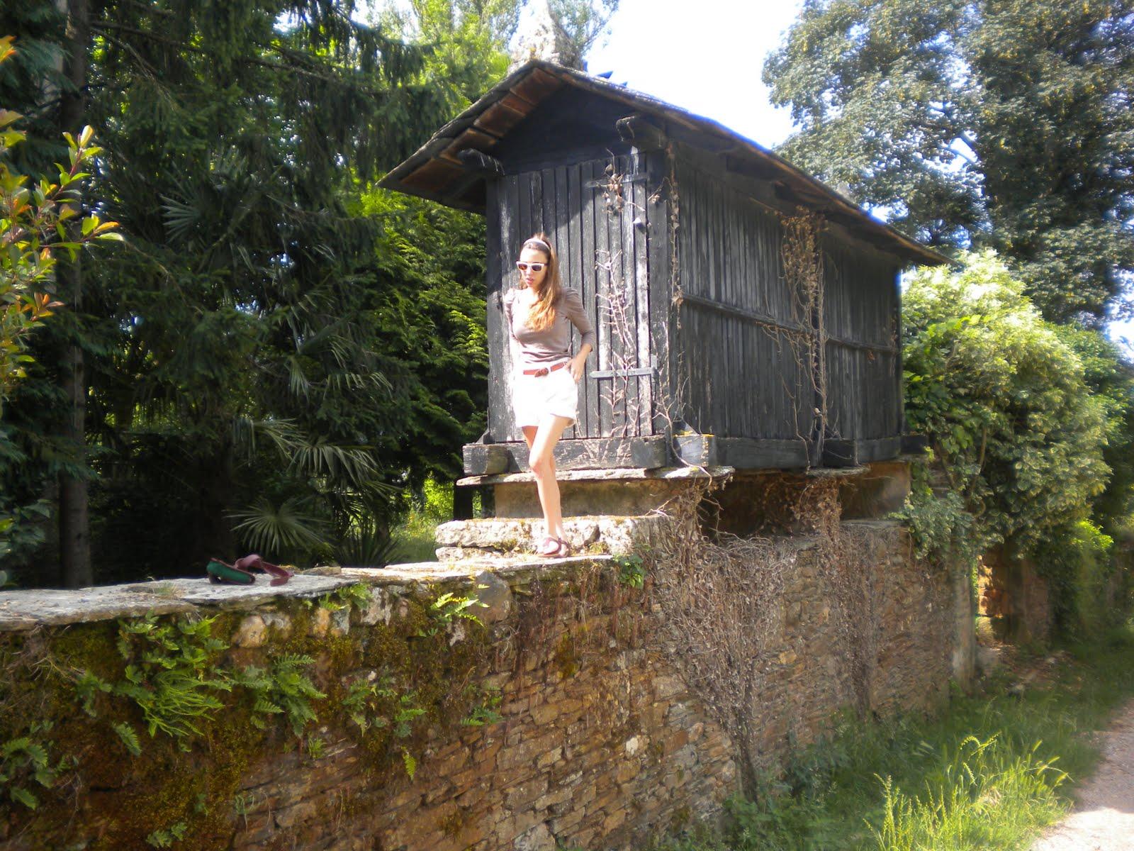 Kika garcia - Casas de piedra galicia ...