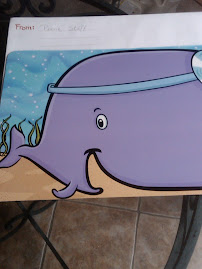 A Whale of a Card