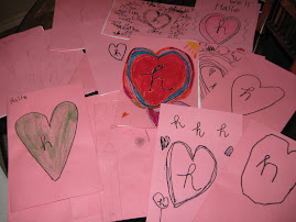 Frost Elementary Students Make Cards for Halle!