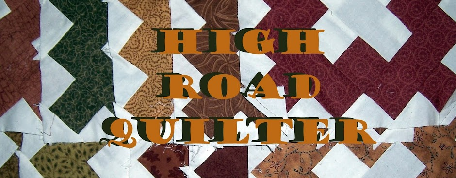 High Road Quilter