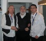 Ştefan Hruşcă, Adrian şi Andrei Păunescu