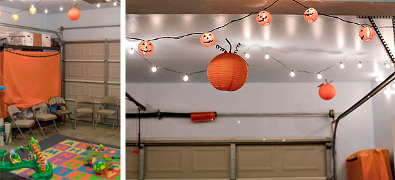alison donahue photography First Birthday Party ~ 092656_Halloween Garage Party Decorating Ideas