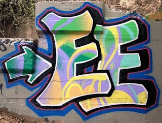 new graffiti letter