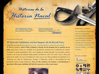Historias de la historia naval