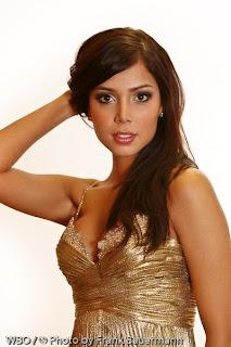 Cristina Carmago is Miss Intercontinental 2008