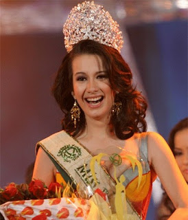 Karla Henry is Miss Earth 2008 Winner