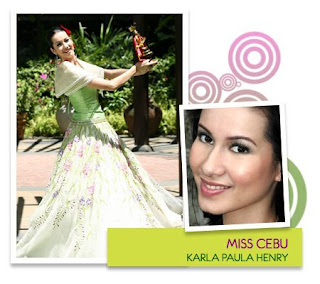 Miss Earth 2008, Karla Henry