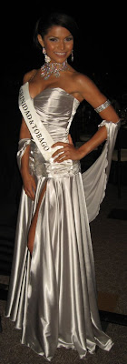 Miss Trinindad & Tobago World 2008 Picture