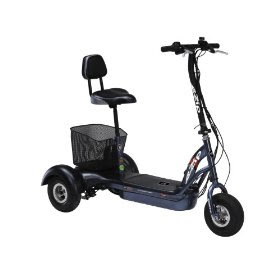 2009 Three Wheel Electric Scooter