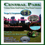 Use InDesign to create a virtual menu for Central Park