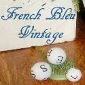 Get $10 dollars in cash when spending $50. Email French bleu vintage and tell her Frenchy send you!