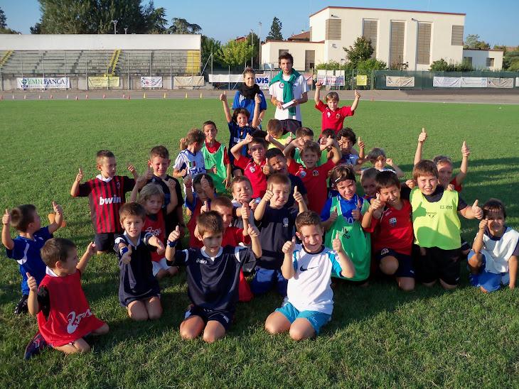 Scuola Calcio stagione 2010/2011
