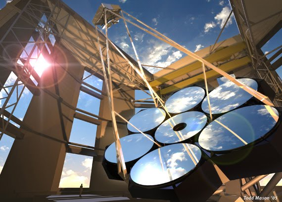  Giant Magellan Telescope