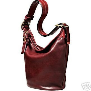 It S Heaven Coach Handbag Bleecker Leather Duffle