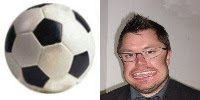 me and football
