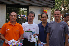 Fondistes UAR i Martin Fiz