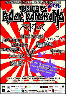 TRIBUTE TO ROCK KANGKANG,<br />View all REVENGE (Malaysia) events<br />REVENGE,rock,rottw,rock kapak
