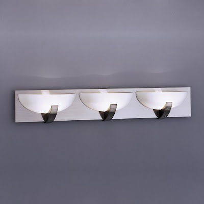 Http Interiorhomeanddesigns Blogspot Com 2009 04 Modern Bathroom Light Fixtures Html