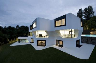 Catkagrav: Modern Architecturefloating House Architecture Blog