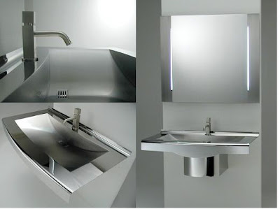 Modern Bathrooms from Toyo