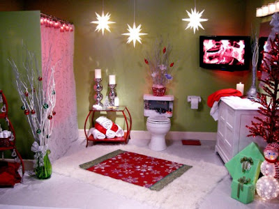 Ultimate Bathroom Design on Ultimate Christmas Bathroom Decor 550x412 Jpg