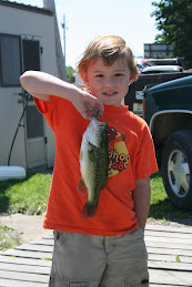 Kids Fishing contest