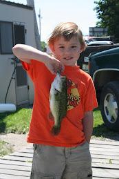 Kids Fishing contest