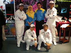 F1 Team 2008