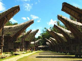 cultural heritage tana toraja