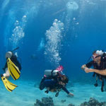 scuba diving, watersport, bali, tanjung benoa