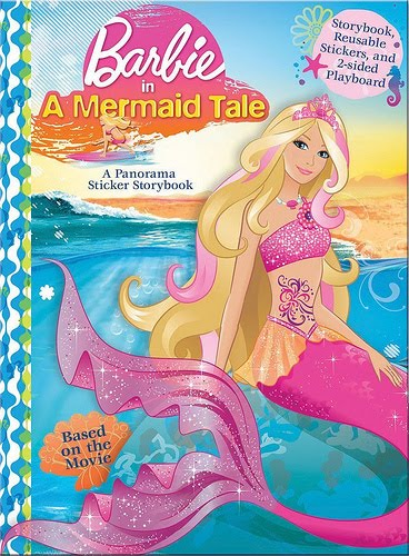 Cranky Movie: Barbie in A Mermaid Tale