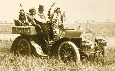 Geronimo's Locomobile
