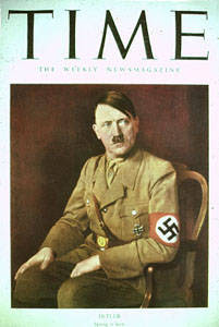 Hitler: Man of the Year 1938