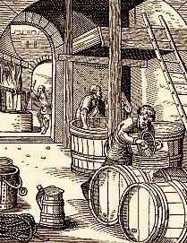 Mead brewing