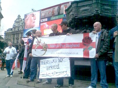 Piccadilly demo