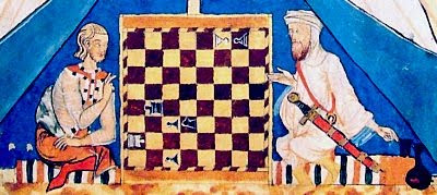 Muslim-Christian chess