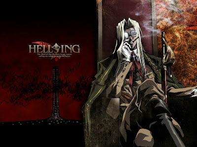 integra hellsing wallpaper