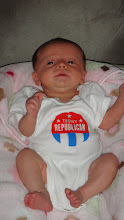 Our Little Inauguration Day Baby