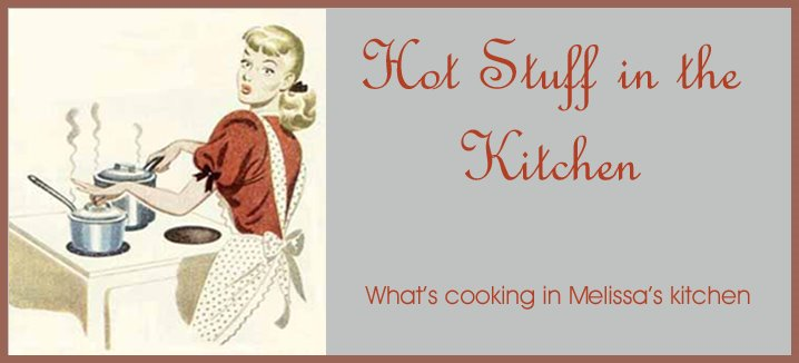 Hot Stuff in the Kitchen